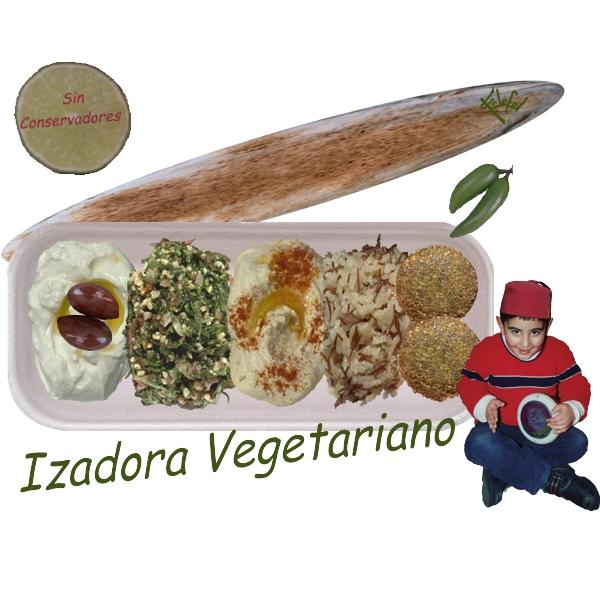 Izadora Vegetariano