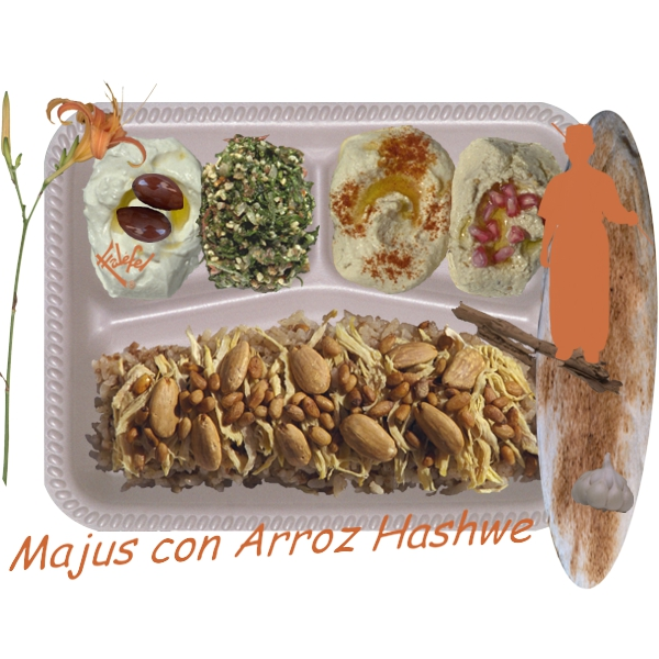 Majus Arroz Hashwe