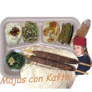 Majus con Kafta