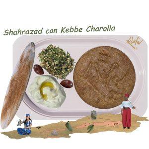 Shahrazad con Kebbe Charolla
