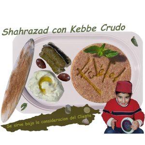 Shahrazad Kebbe Crudo