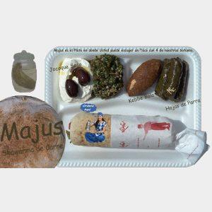 Majus Shawarma de carne