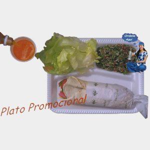Plato Promocional